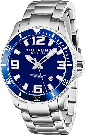 How good are stuhrling watches