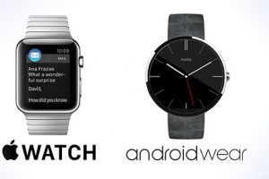 Apple Watch vs Wear OS