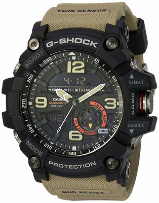 G-Shock Mens GG-1000-1A5CR