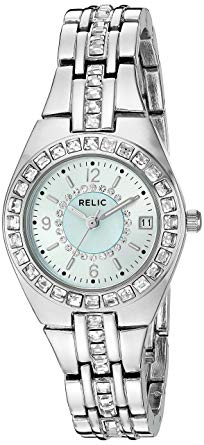 Relic by Fossil Womens Queens Court Quartz