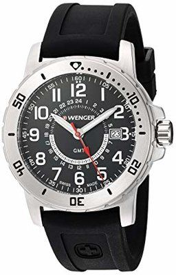 Wenger Mens Off Road Swiss Quartz