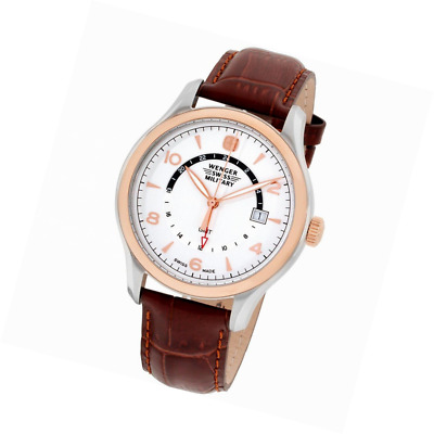 Wenger-Swiss-Military-Silver-Dial-Leather-Strap-Mens[1]