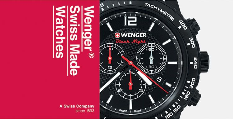 Wenger Watches Review