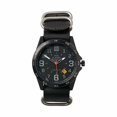 5.11 Tactical Mens Field Water-Resistant Military Watch